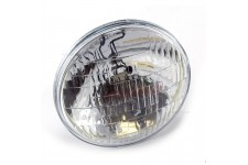 Headlamp Sealed Bulb 6V : 41-45 Willys MB/Ford GPW