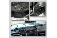 Zestaw Przechowywanie ze schowkiem w bagażniku : 07-10 Jeep Wrangler JK