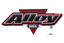 Decal, Alloy USA Logo