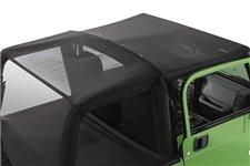 Dach siatkowy Roll Bar : 92-95 Jeep Wrangler YJ