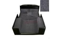 Deluxe Carpet Kit, Gray : 97-06 Jeep Wrangler TJ