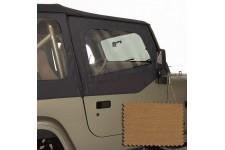 Door Skins, Spice : 88-95 Jeep Wrangler YJ
