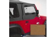 Door Skins, Spice : 97-06 Jeep Wrangler TJ