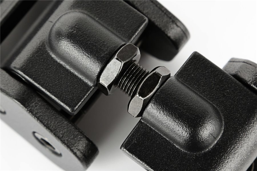 Klamry maski, Teksturowany czarny : 07-18 Jeep Wrangler JK