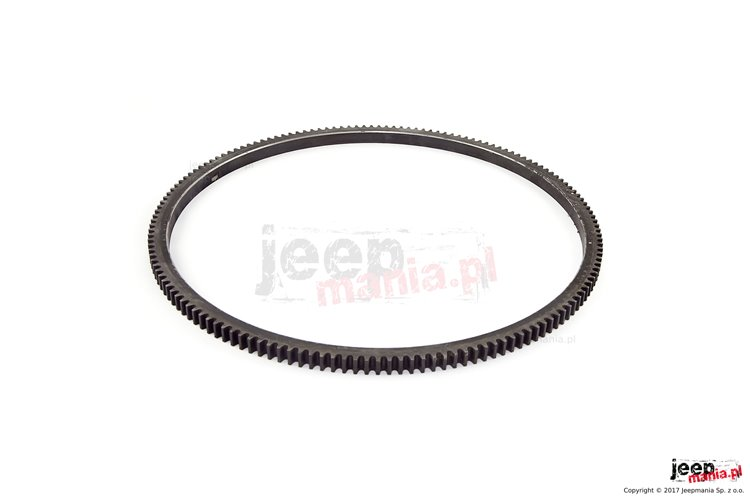 Flywheel Ring Gear : 65-71 Jeep SJ Wagoneer