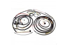Wiring Harness, w/ Turn Signal : 48-53 Willys CJ3A
