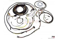 Wiring Harness : 57-64 Willys CJ3B