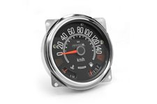 Speedometer Assembly : 44-71 Willys MB/Ford GPW/Jeep M38/M38A1