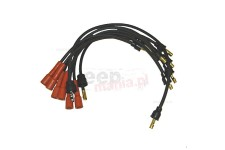 Ignition Wire Set, 4.2L : 78-90 Jeep CJ/Wrangler YJ