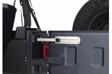 Billet Aluminum Tailgate Stop : 87-17 Jeep Wrangler YJ/TJ/JK