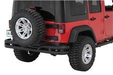 """Zderzak tylny rurowy, 3"""", 07-16 Jeep Wrangler"""