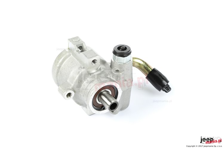 Power Steering Pump : 91-02 Jeep Cherokee/Wrangler XJ/YJ/TJ