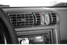 Panel przełączników nawiewu, Czarny | 97-06 Jeep Wrangler TJ