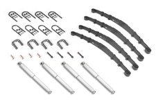 Leaf Spring Kit : 41-63 Willys/Jeep Models