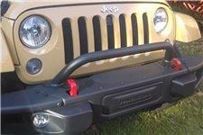 Poprzeczka zderzaka przedniego, Rubicon 10th Anniversary/Hard Rock : 07-18 Jeep Wrangler JK