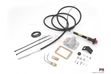Differential Cable Lock Kit, for Dana 30 : 84-95 Jeep Wrangler XJ/YJ
