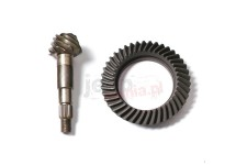 Ring and Pinion, 3.55 Ratio, for Dana 35 : 84-06 Jeep Models
