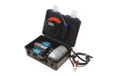 Portable Kit, High Performance 12 Volt Twin Air Compressor