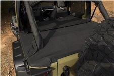 Plandeka bagażnika, przedłużenie : 07-18 Jeep JKU, 4 drzwiowy