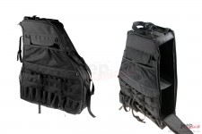 Torby bagażnika, para : 07-17 Jeep Wrangler JKU