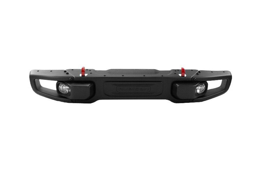 Zderzak przedni, stylizowany na rocznicowy : 07-17 Jeep Wrangler JK