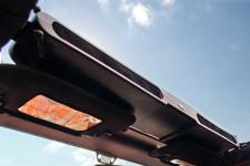 Overhead Storage Console : 87-17 Jeep Wrangler YJ/TJ/JK