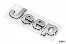 Emblemat, logo Jeep, kolor chromowany