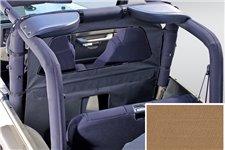 Przegroda kabiny, osłona od wiatru, Spice : 80-06 Jeep CJ/Wrangler YJ/TJ