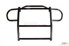 Orurowanie grila, czarne : 15-18 Jeep Renegade BU