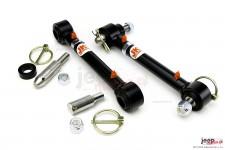 Regulowane i rozłączane łączniki stabilizatora, lift 0 do 2 cale : 07-18 Jeep Wrangler JK