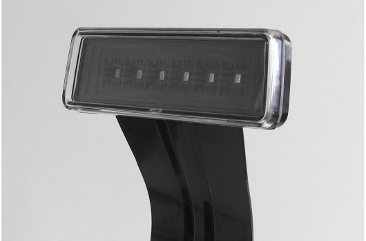 Trzecie światło stop LED, 07-16 Jeep Wrangler JK