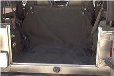 C3 Cargo Cover : 97-06 Jeep Wrangler TJ