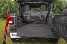 Pokrowiec bagażnika, seria C3 : 18-18 Jeep Wrangler Unlimited JLU, 4 drzwiowy