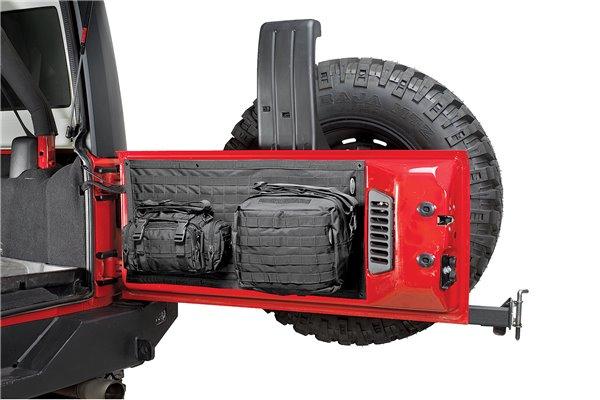 G.E.A.R. Tailgate Cover : 07-18 Jeep Wrangler JK