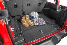 Siatka bagażnika : 18-19 Jeep Wrangler Unlimited JL