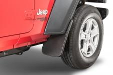 Chlapacze przednie : 18-19 Jeep Wrangler JL