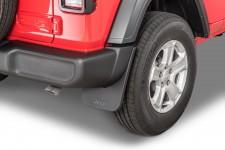 Chlapacze tylne : 18-19 Jeep Wrangler JL