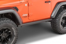 Osłony progów, seria Rubicon Rocker Guards : 18-19 Jeep Wrangler JL 2 Door