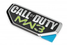 "Oryginalny Emblemat ""Call Of Duty MW3"" : Jeep Wrangler JK"