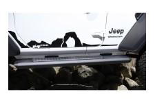 Oryginalna Naklejka, Mountain, boczna : 18-19 Jeep Wrangler JL