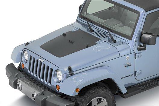 """Footprint"" Fender Flare Decal : Jeep Wrangler JK"