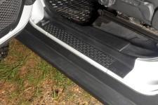 Osłony progów serii All Terrain : 18-19 Jeep Wrangler JLU