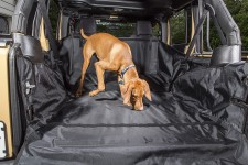 C3 Cargo Cover, Without Subwoofer, 07-16 Jeep Wrangler JKU, 4 Door