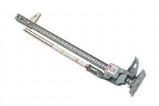 Oryginalny podnośnik Farm Jack serii X-Treme : 48 cali, szary metalik