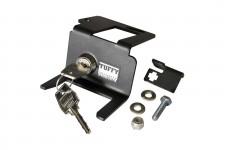 Hood Lock : 97-06 Jeep Wrangler TJ & Unlimited