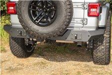 Zderzak tylny SPARTAN, pełna szerokość : 18-19 Jeep Wrangler JL