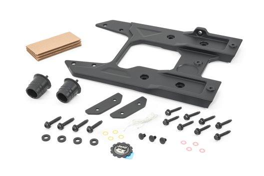 Tailgate Reinforcement Kit : 18-19 Jeep Wrangler JL