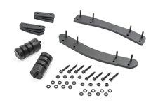 Oversize Spare Tire Carrier Mounting Bracket Kit : 18-19 Jeep Wrangler JL