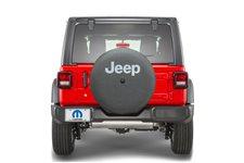Pokrowiec na Koło Zapasowe, Jeep Logo : 18-19 Jeep Wrangler JL