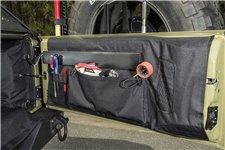 Osłona i organizer tylnej klapy, model C3 : 07-17 Jeep Wrangler JK